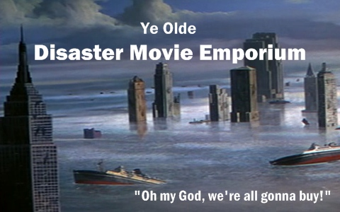 Please visit the disaster movie store!